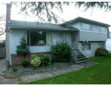 Main Photo: 3260 Francis Road: House for sale (Seafair)  : MLS®# V568110