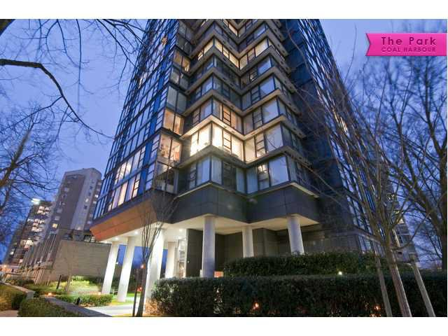 "Main Photo: 708 1723 ALBERNI Street in Vancouver: West End VW Condo for sale in ""THE PARK"" (Vancouver West)  : MLS®# V938324"