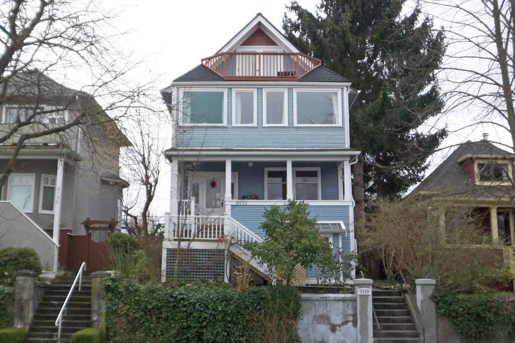 Main Photo: 2120 E 3RD Avenue in Vancouver: Grandview VE House for sale (Vancouver East)  : MLS®# V939633