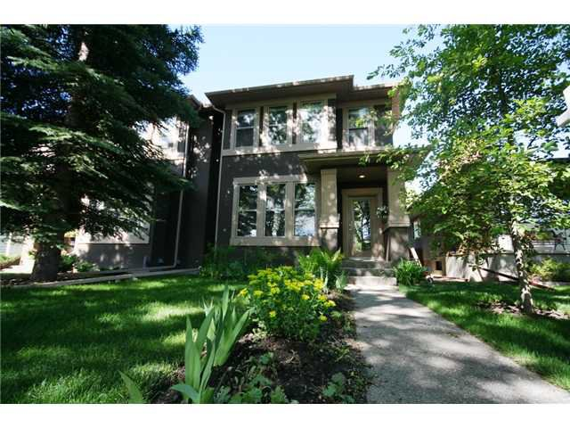 Main Photo: 2613 26A Street SW in CALGARY: Killarney Glengarry Residential Attached for sale (Calgary)  : MLS®# C3545458
