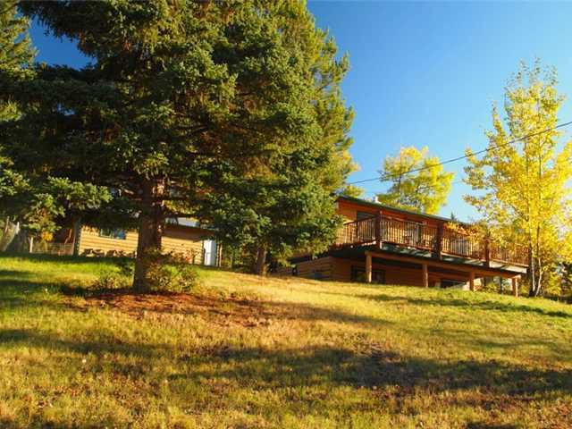 Main Photo: 6078 LONE BUTTE HORSE LAKE Road in 100 Mile House: Horse Lake House for sale (100 Mile House (Zone 10))  : MLS®# N224146