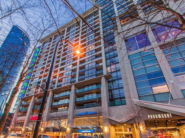 Main Photo: # 1109 933 HORNBY ST in Vancouver: Downtown VW Condo for sale (Vancouver West)  : MLS®# V1036957