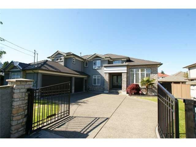 Main Photo: 10491 CAITHCART RD in RICHMOND: West Cambie House for sale (Richmond)  : MLS®# V1000538