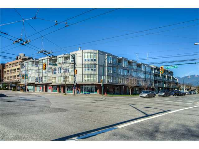 Main Photo: # 207 2891 E HASTINGS ST in Vancouver: Hastings East Condo for sale (Vancouver East)  : MLS®# V1105481