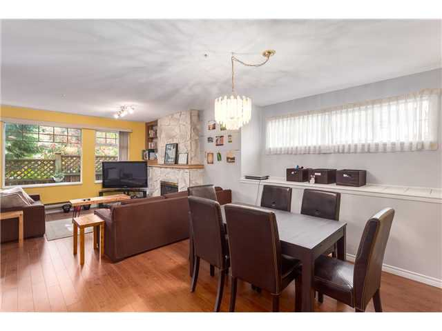 Photo 5: Photos: 22 6516 Chambord Place in Vancouver: Killarney VE Townhouse  (Vancouver East)  : MLS®#  V1114947