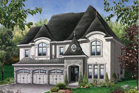 Main Photo: Marie Commisso Vaughan Real Estate 38 Port Royal Ave Vaughan: Kleinburg Mosaik House for sale