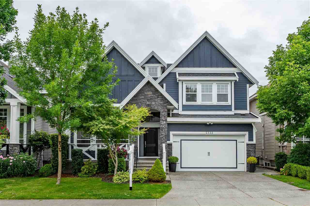 Main Photo: 7335 202 Street in Langley: Willoughby Heights House for sale : MLS®# R2419915