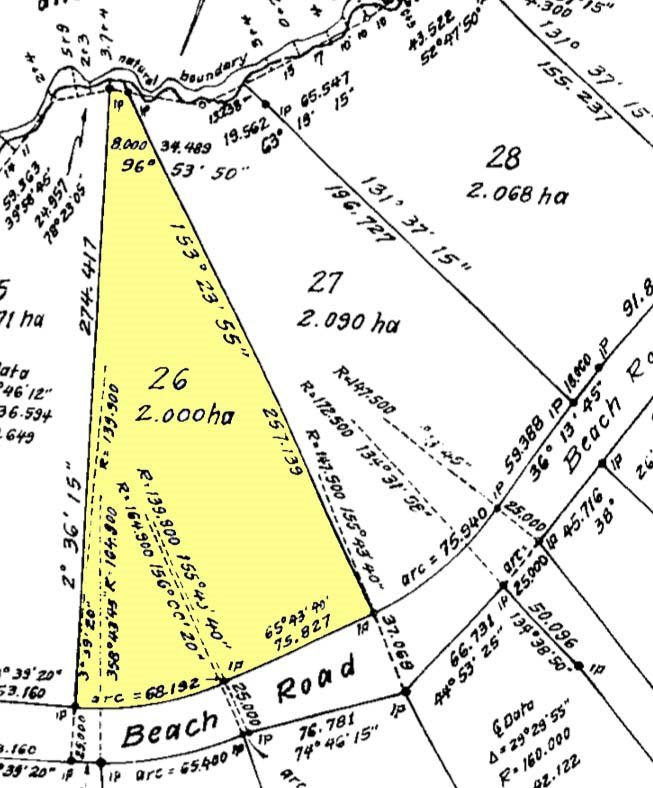 Main Photo: Lot 26 BEACH Road in Burns Lake: Burns Lake - Rural South Land for sale (Burns Lake (Zone 55))  : MLS®# R2468353