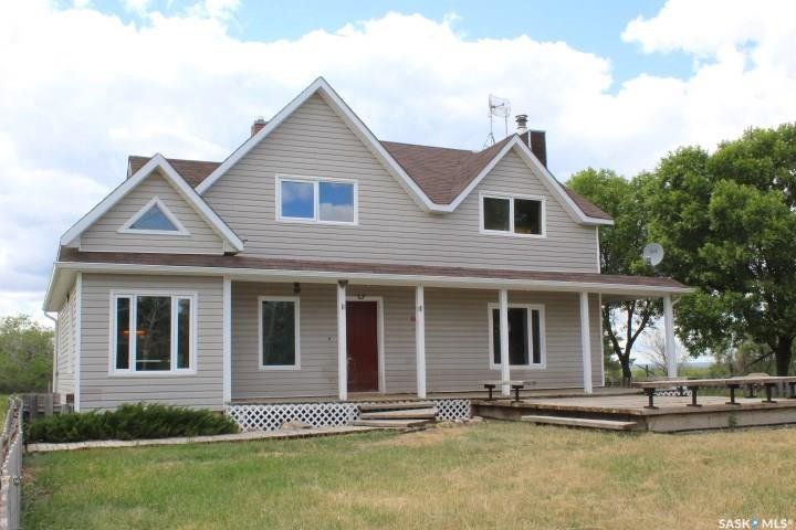 Main Photo: FRONTIER ACREAGE in Frontier: Residential for sale (Frontier Rm No. 19)  : MLS®# SK826918