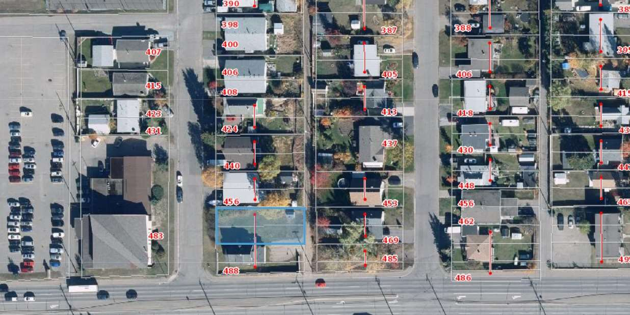 Main Photo: LOTS 21-22 GILLETT Street in Prince George: Central Land for sale (PG City Central (Zone 72))  : MLS®# R2516620