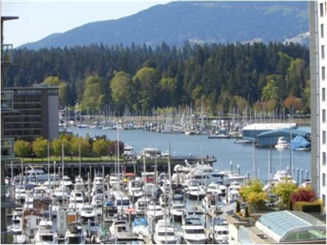 Marina and Stanley Park View