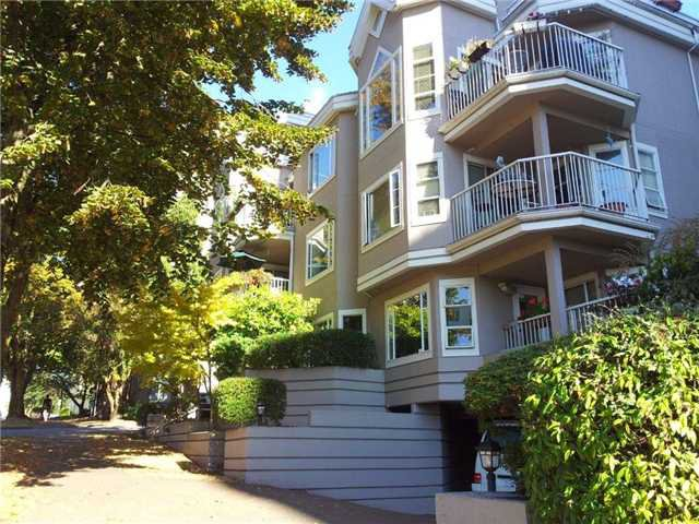 Main Photo: 102 1280 NICOLA Street in Vancouver: West End VW Condo for sale (Vancouver West)  : MLS®# V975363