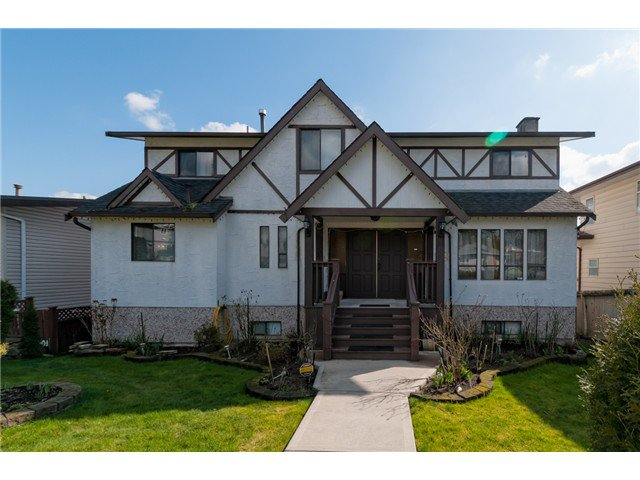 "Main Photo: 104 E 7TH AV in New Westminster: The Heights NW House for sale in ""THE HEIGHTS"" : MLS®# V995429"