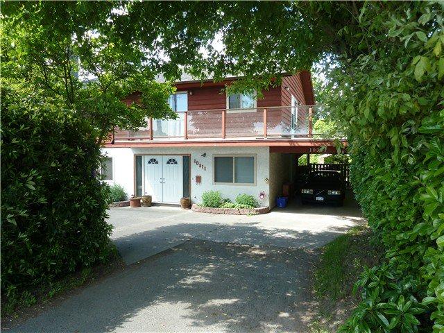 Main Photo: 10311 STEVESTON Highway in Richmond: McNair House for sale : MLS®# V1009079
