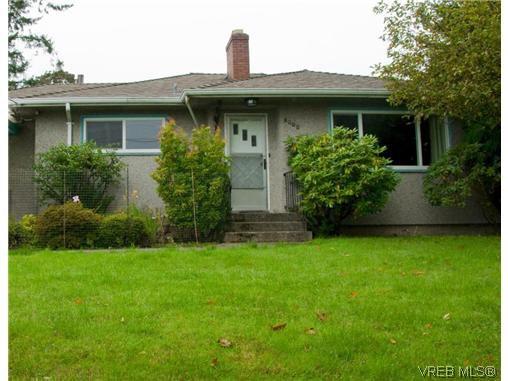 Main Photo: 3888 Cedar Hill Road in VICTORIA: SE Cedar Hill Residential for sale (Saanich East)  : MLS®# 287793