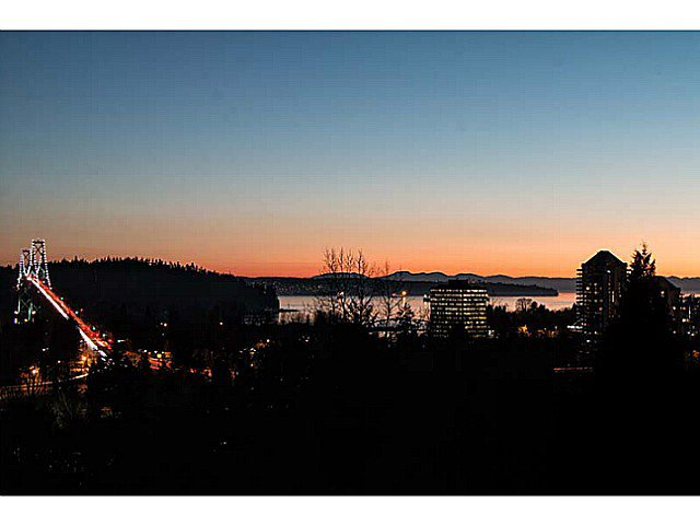 Main Photo: # 1208 2020 FULLERTON AV in North Vancouver: Pemberton NV Condo for sale : MLS®# V1106794