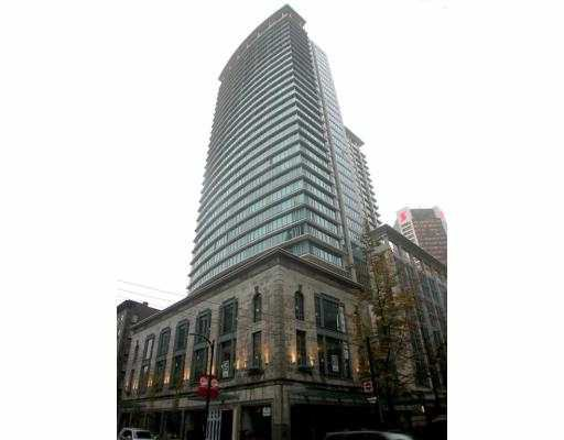 "Main Photo: 610 GRANVILLE Street in Vancouver: Downtown VW Condo for sale in ""HUDSON"" (Vancouver West)  : MLS®# V622804"