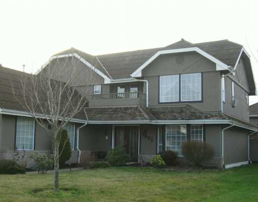 Main Photo: 4585 65A Street in Ladner: Holly House for sale : MLS®# V628879