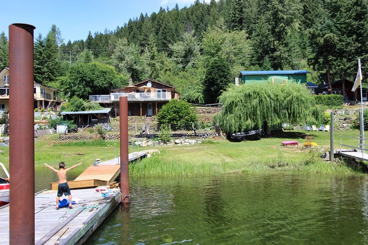 Photo 29: Photos: 2181 Chief Atahm Drive: Adams Lake House for sale (Shuswap)  : MLS®# 10179322