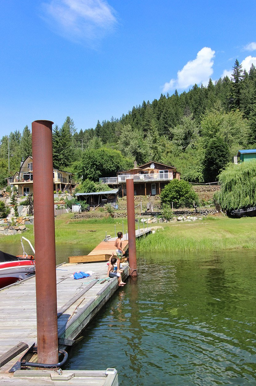 Photo 28: Photos: 2181 Chief Atahm Drive: Adams Lake House for sale (Shuswap)  : MLS®# 10179322