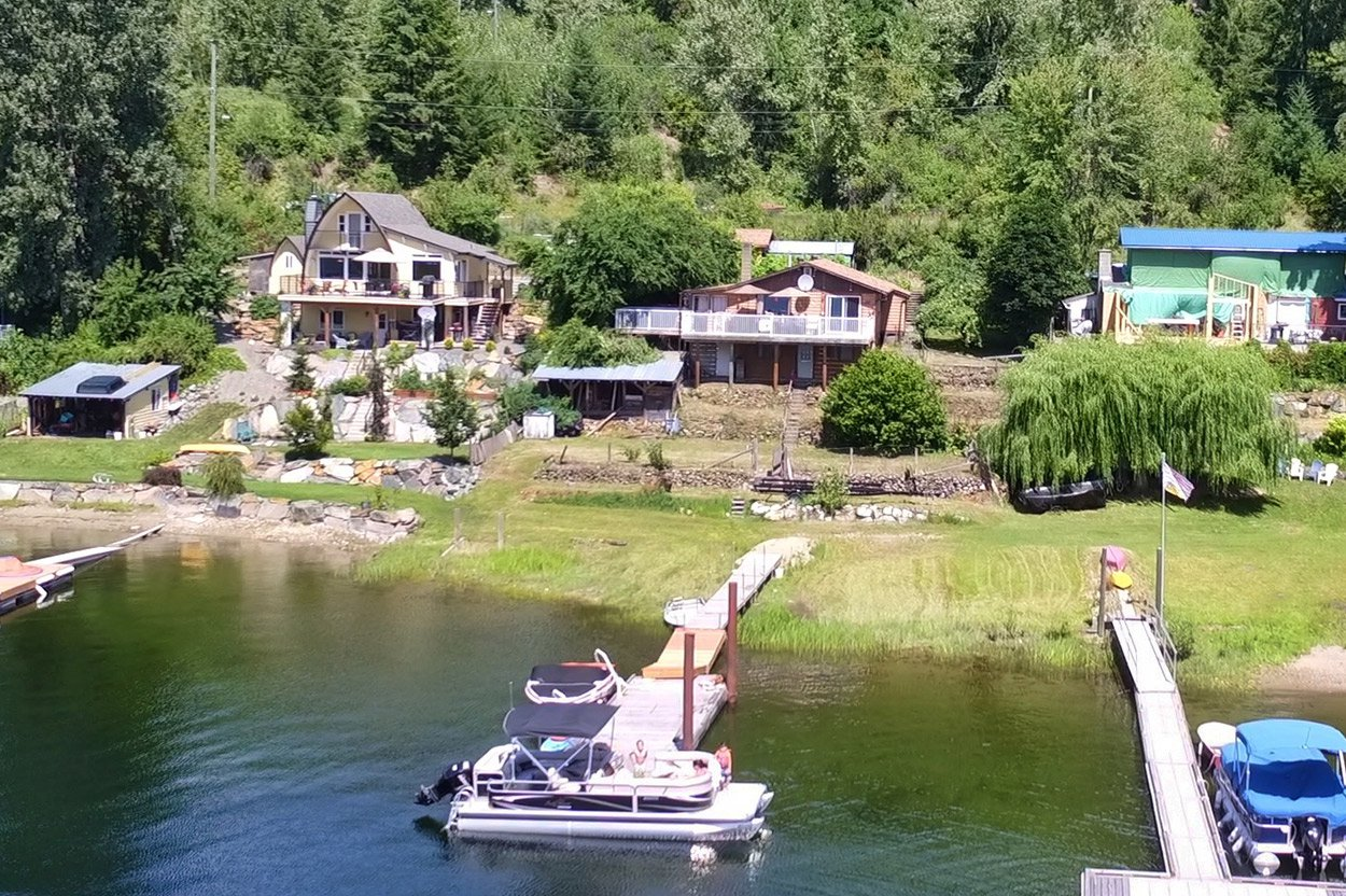 Photo 5: Photos: 2181 Chief Atahm Drive: Adams Lake House for sale (Shuswap)  : MLS®# 10179322