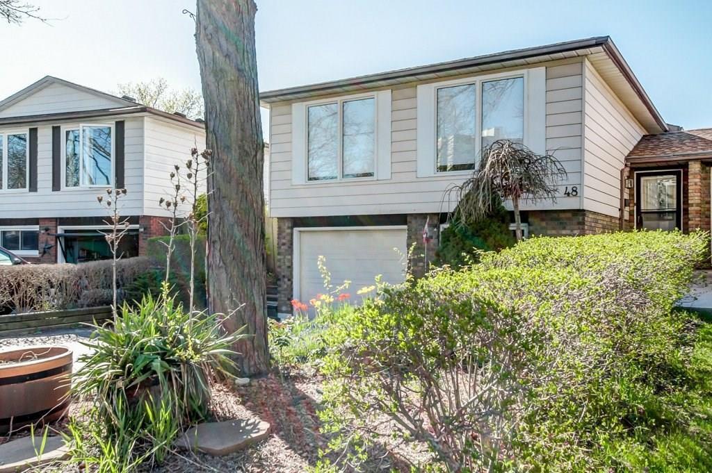 Main Photo: 48 Beston Drive in Hamilton: House for sale : MLS®# H4026610