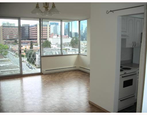 Main Photo: 1006 1100 HARWOOD STREET in : West End VW Condo for sale : MLS®# V809535