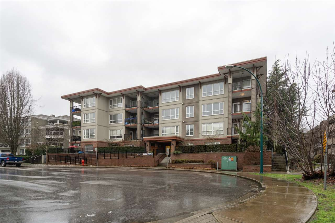 Main Photo: 306 2473 ATKINS AVENUE in : Central Pt Coquitlam Condo for sale : MLS®# R2427616
