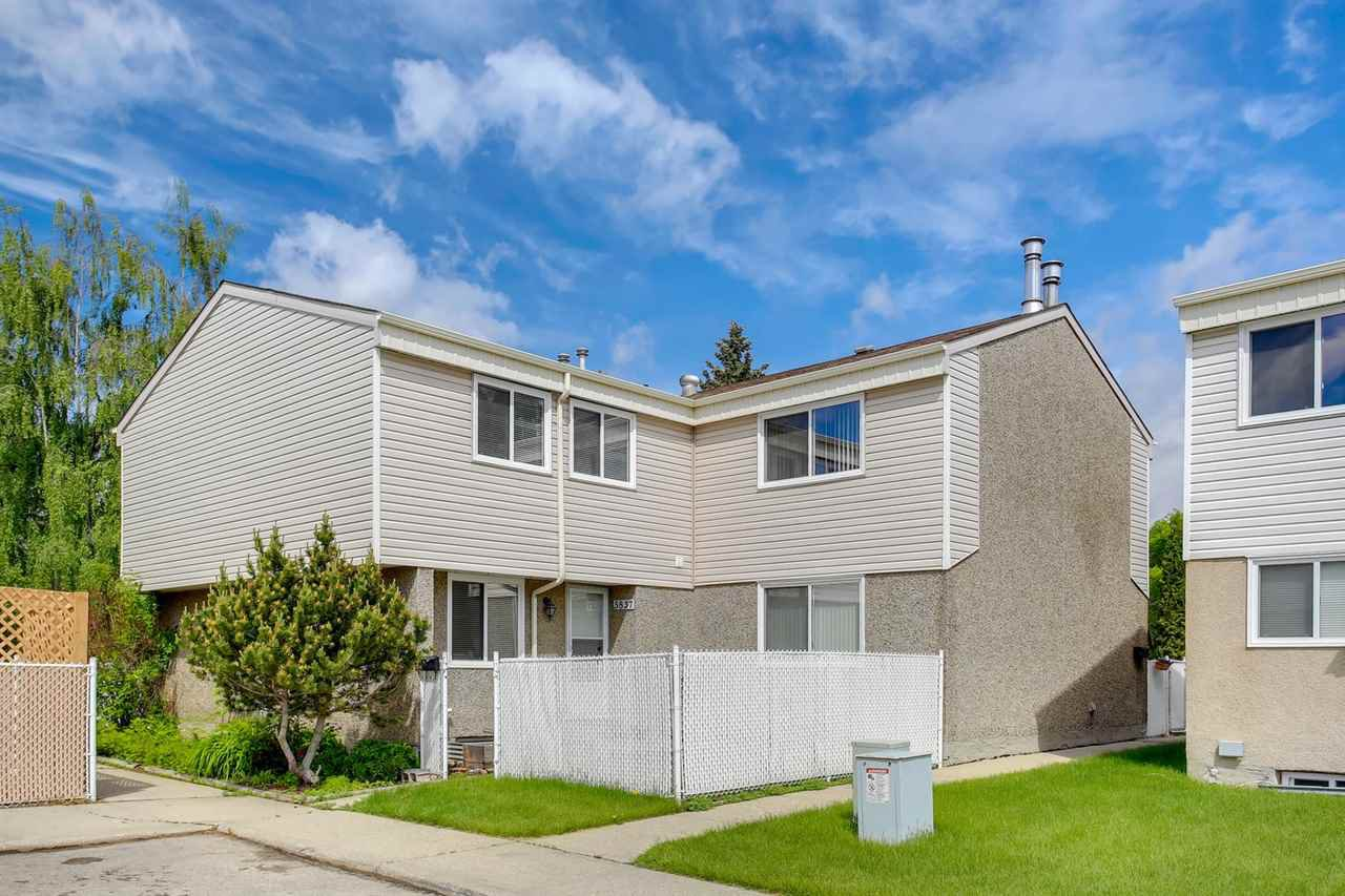 Main Photo: 5837 RIVERBEND Road in Edmonton: Zone 14 Townhouse for sale : MLS®# E4202774