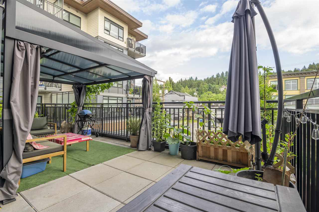 Main Photo: 221 2525 CLARKE STREET in Port Moody: Port Moody Centre Condo for sale : MLS®# R2470238