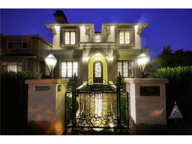 Main Photo: 186 W 46TH AVENUE in : Oakridge VW House for sale : MLS®# V991174