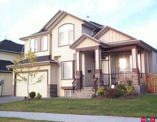 """Main Photo: 6388 165TH ST in Surrey: Cloverdale BC House for sale in """"CLOVER RIDGE"""" (Cloverdale)  : MLS®# F2523950"""