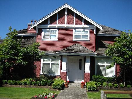 Main Photo: #2-3591 GRANVILLE AV in Richmond: House for sale (Canada)  : MLS®# V601789