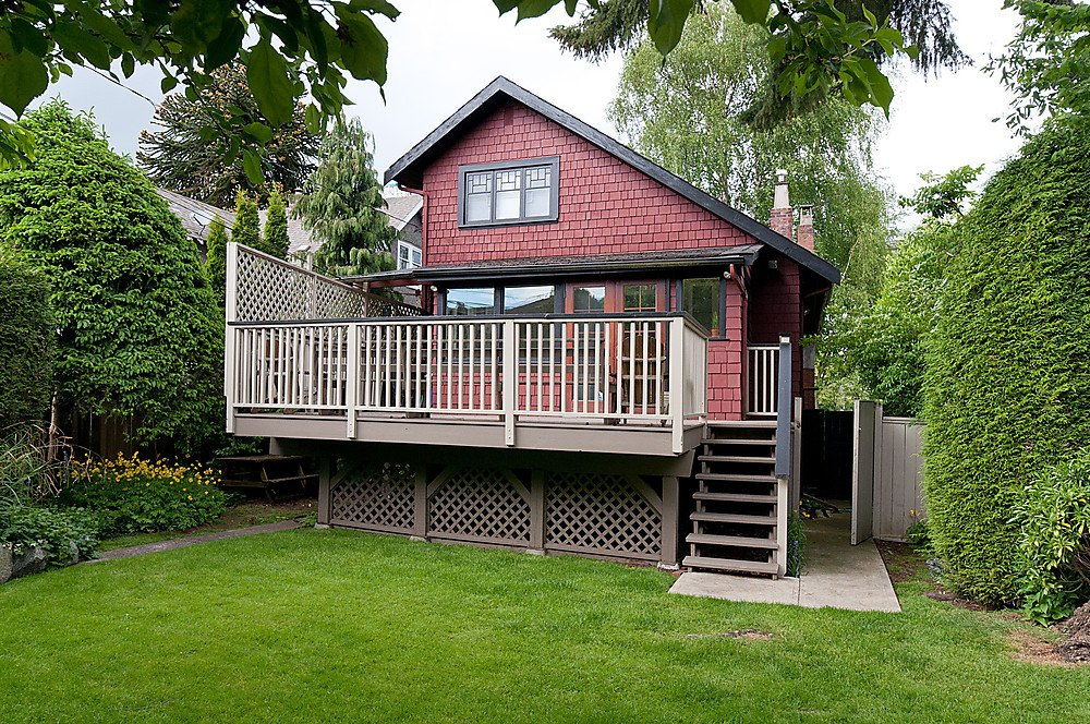 Photo 17: Photos: 4632 W 11TH Avenue in Vancouver: Point Grey House for sale (Vancouver West)  : MLS®# V952769