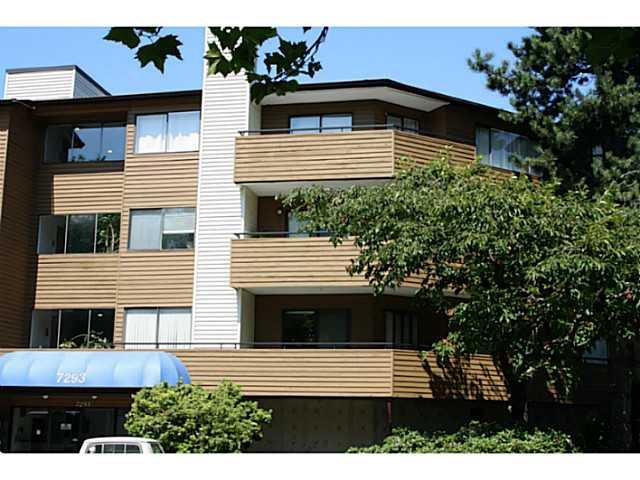 Main Photo: #264-7293 Moffatt Rd in Richmond: Brighouse South Condo for sale : MLS®# V1021254