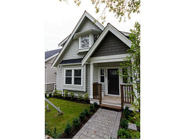 Main Photo: 1479 East 20th Ave in Vancouver: Knight House for sale (Vancouver East)  : MLS®# v1030452