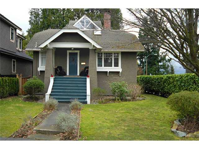 Main Photo:  in : Dunbar House for sale (Vancouver West)
