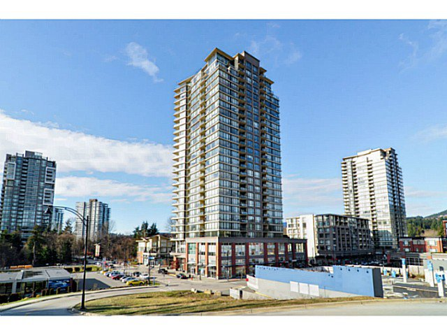 Main Photo: # 605 400 CAPILANO RD in Port Moody: Port Moody Centre Condo for sale : MLS®# V1046135