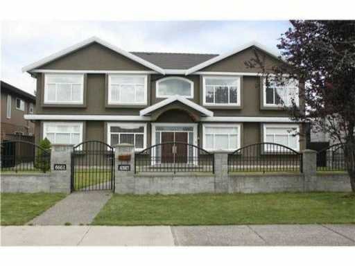 Main Photo: 6661 AUBREY ST in Burnaby: Sperling-Duthie House for sale (Burnaby North)  : MLS®# V1061578