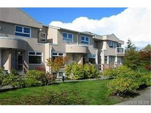 Main Photo: 14 478 Culduthel Road in VICTORIA: SW Gateway Townhouse for sale (Saanich West)  : MLS®# 193318