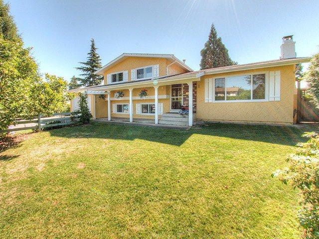 Main Photo: 8952 MITCHELL WY in Delta: Annieville House for sale (N. Delta)  : MLS®# F1418669