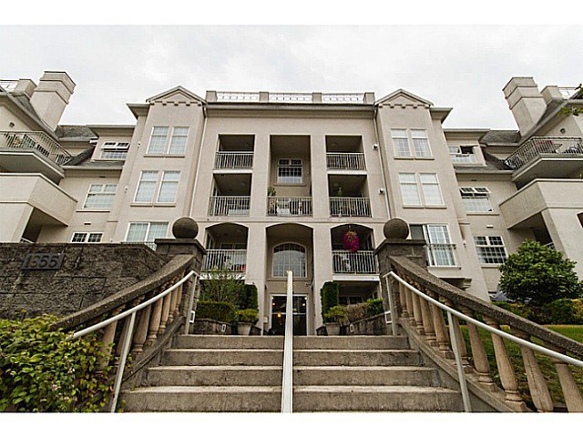 Main Photo: # 301 1655 GRANT AV in Port Coquitlam: Glenwood PQ Condo for sale : MLS®# V1080135