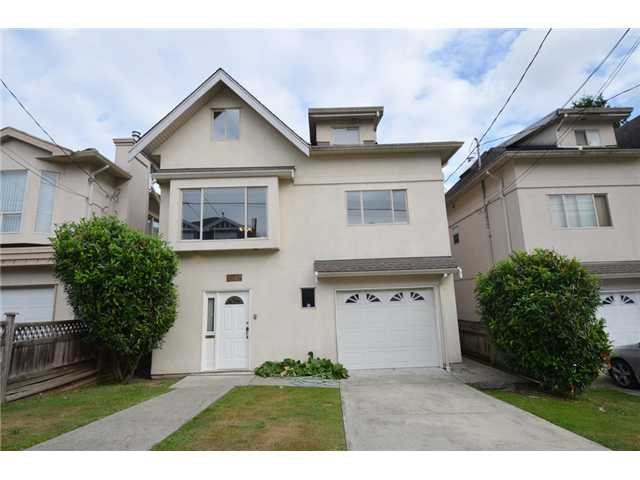 Main Photo: 5154 RUBY Street in Vancouver: Collingwood VE House for sale (Vancouver East)  : MLS®# V1082623