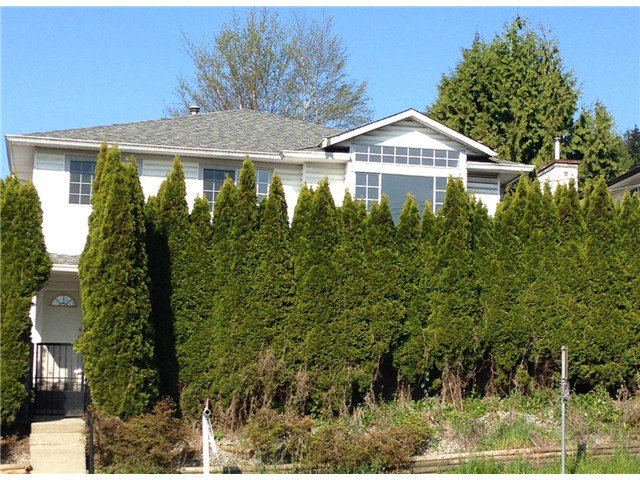 Main Photo: 1254 JOHNSON ST in Coquitlam: Scott Creek House for sale : MLS®# V1115374