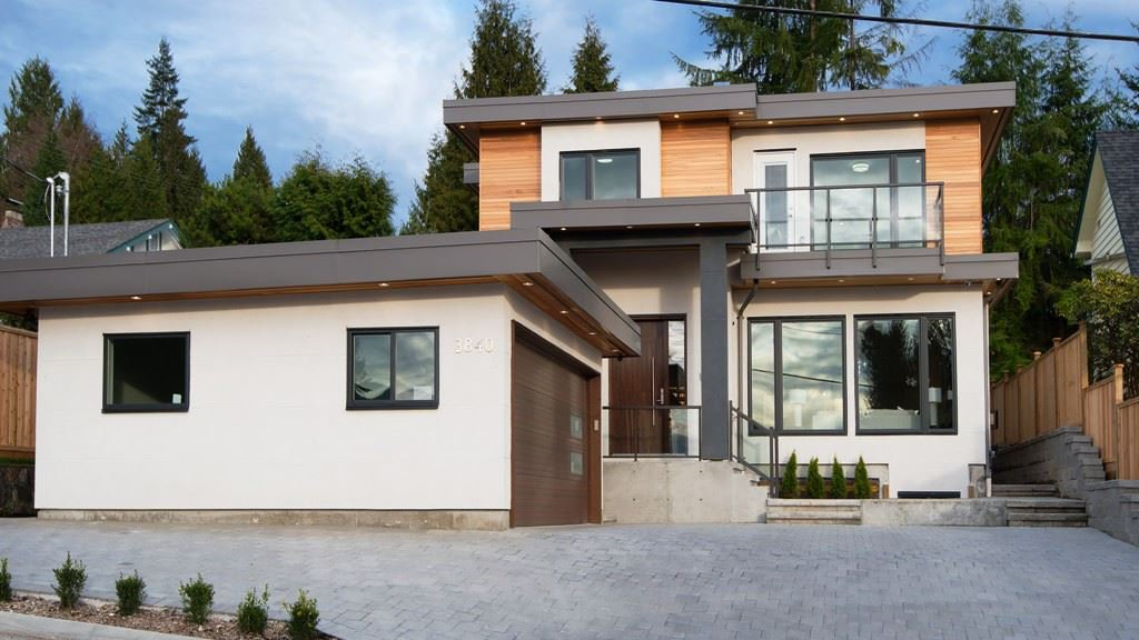 Main Photo: 3840 PROSPECT ROAD in North Vancouver: Upper Lonsdale House for sale : MLS®# R2039441