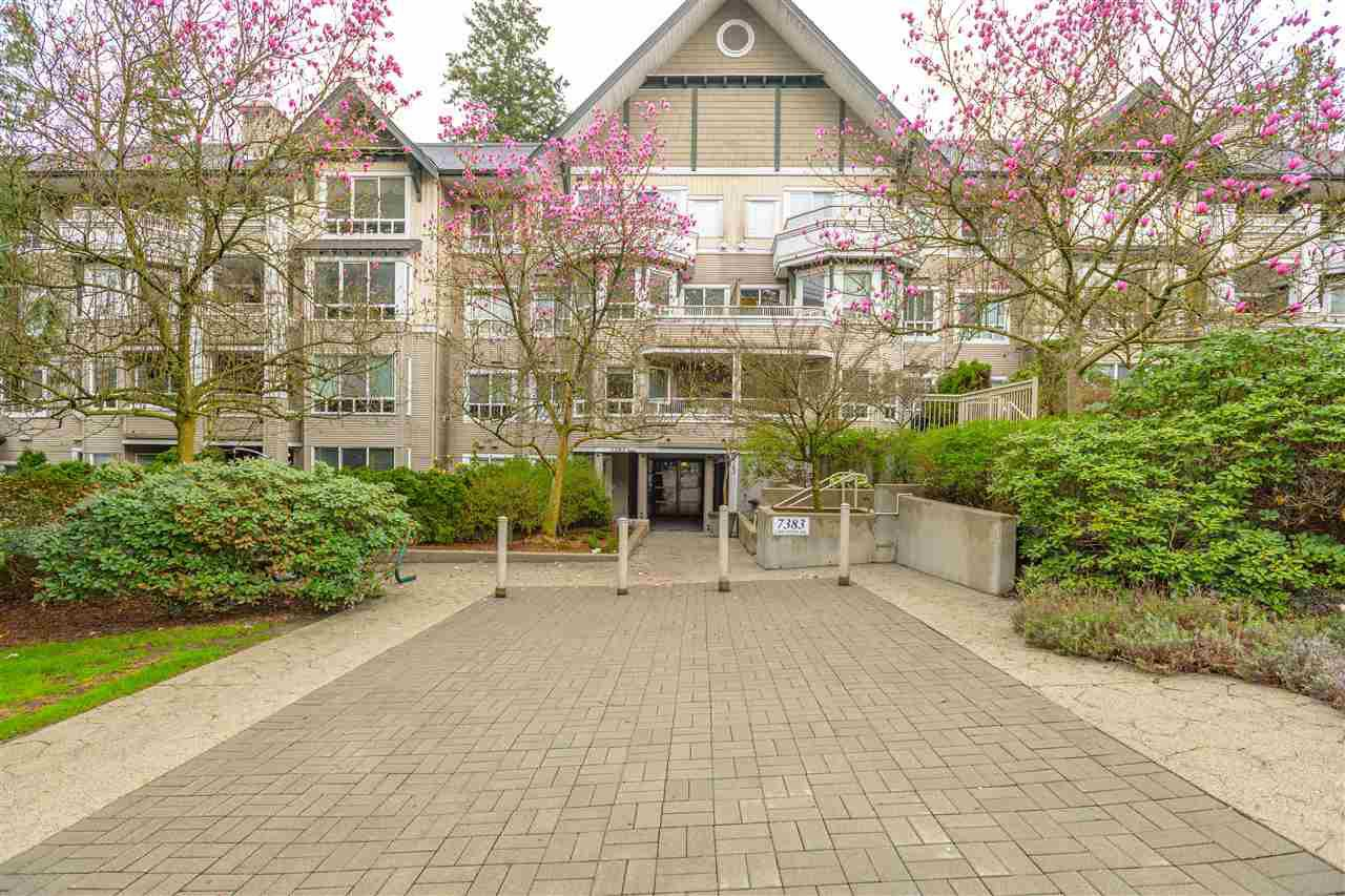 Main Photo: PH1 7383 GRIFFITHS DRIVE in Burnaby: Highgate Condo for sale (Burnaby South)  : MLS®# R2356524