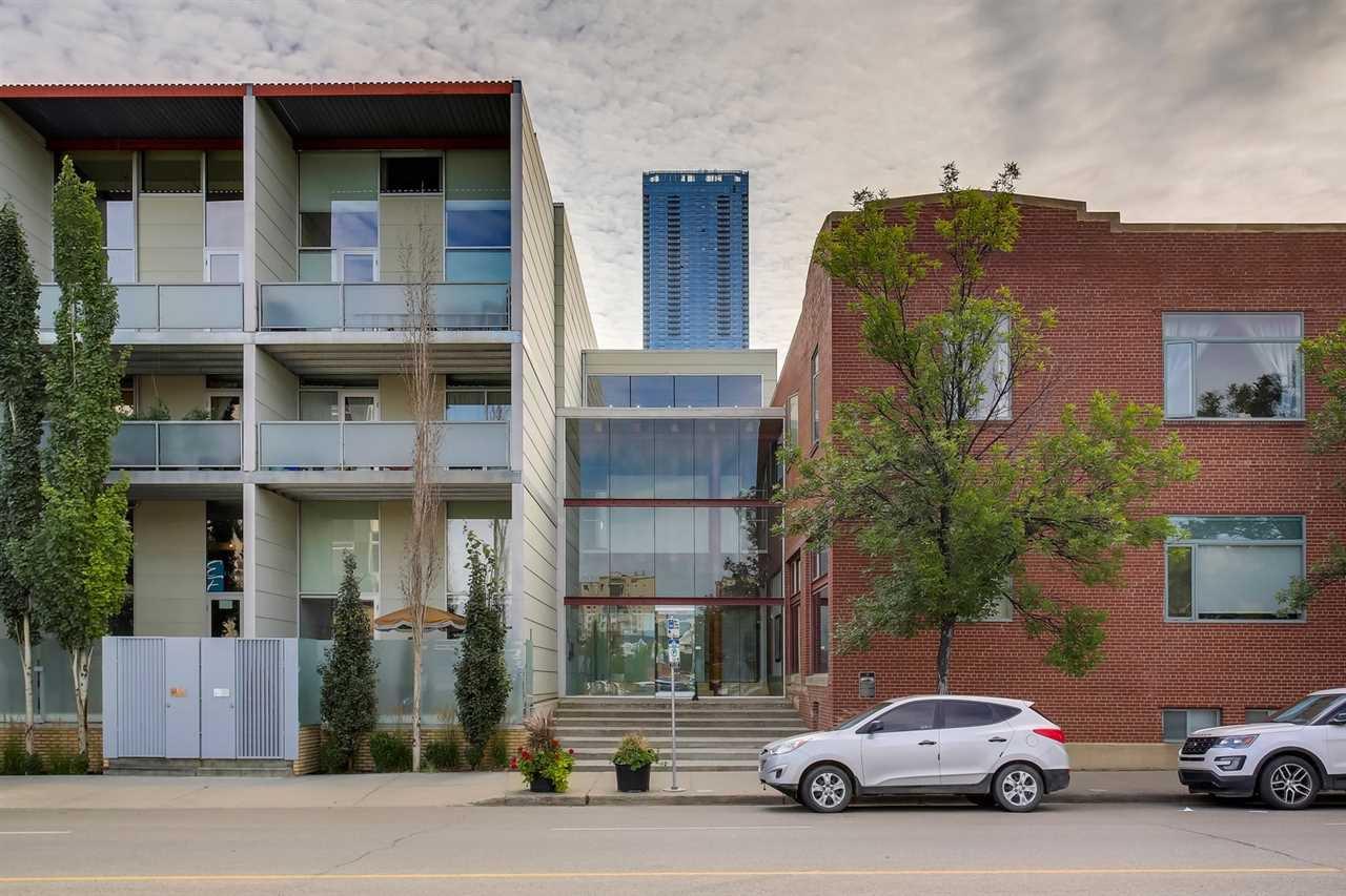 Main Photo: 102 10309 107 Street in Edmonton: Zone 12 Condo for sale : MLS®# E4172257