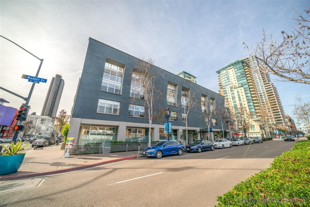 Main Photo: DOWNTOWN Condo for sale : 0 bedrooms : 101 Market Street #203 in San Diego