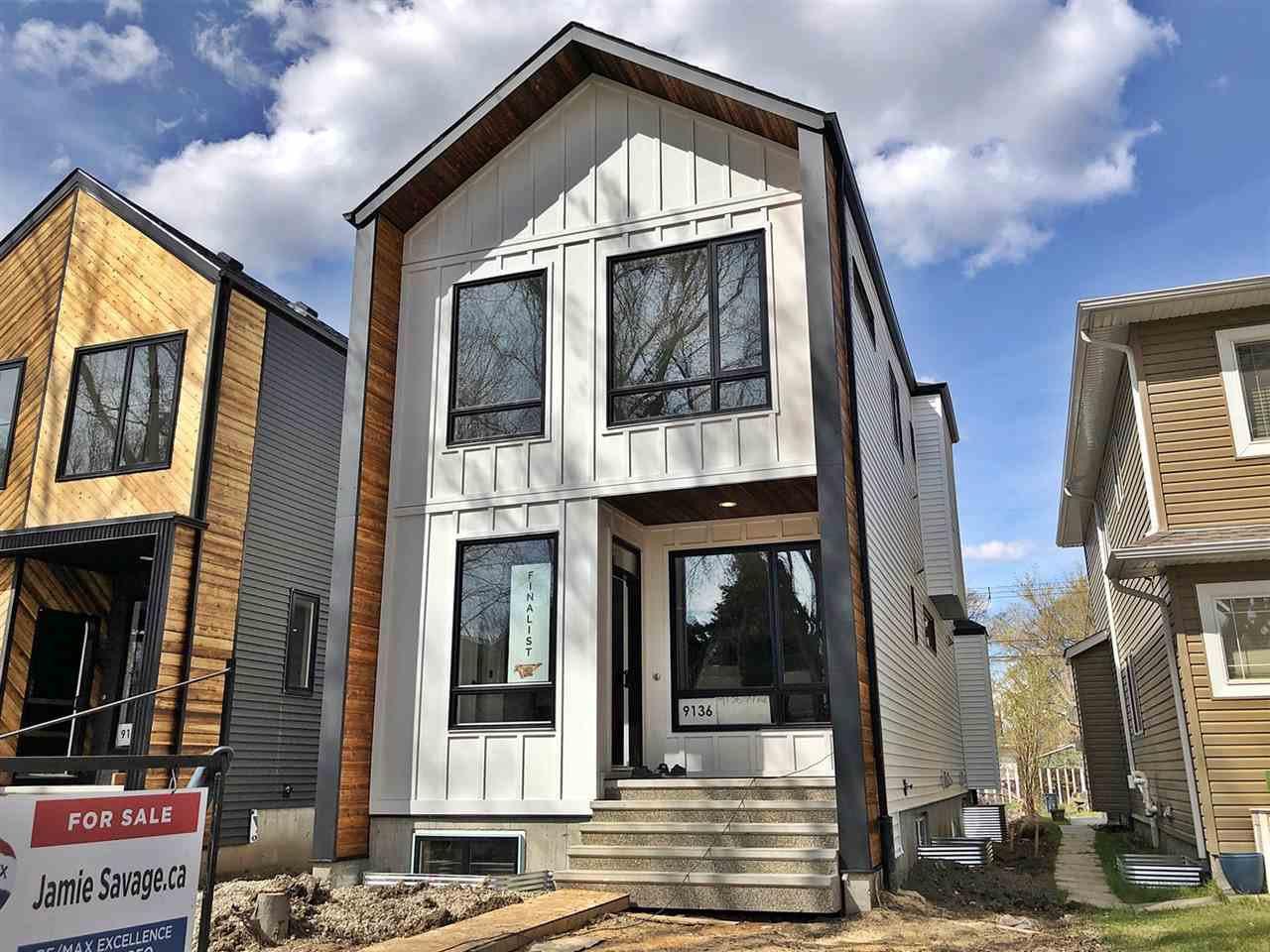 Main Photo: 9136 71 Avenue in Edmonton: Zone 17 House for sale : MLS®# E4192608