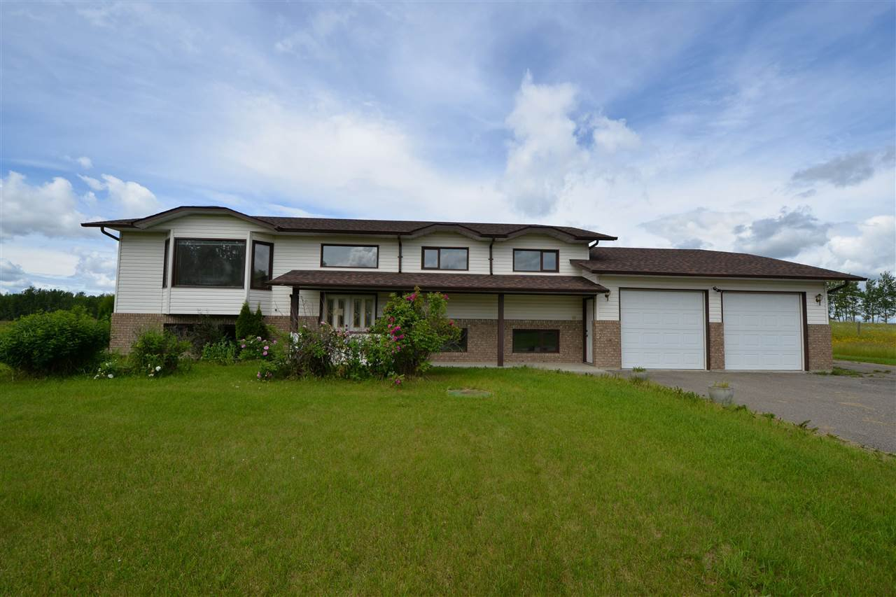 """Main Photo: 7580 BLUME Road in Prince George: Pineview House for sale in """"PINEVIEW"""" (PG Rural South (Zone 78))  : MLS®# R2473826"""